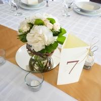 09 Esküvői asztaldísz