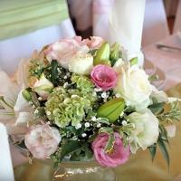 19 Esküvői asztaldísz