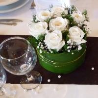 24 Esküvői asztaldísz