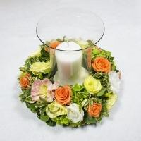 39 Esküvői asztaldísz