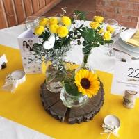 40 Esküvői asztaldísz