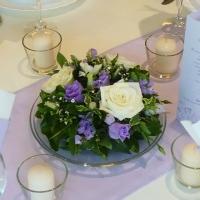 43 Esküvői asztaldísz