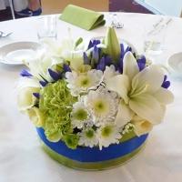 53 Esküvői asztaldísz