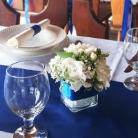 54 Esküvői asztaldísz