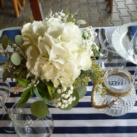 58 Esküvői asztaldísz