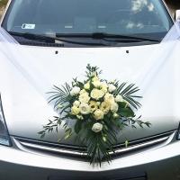 17 Esküvői autódísz
