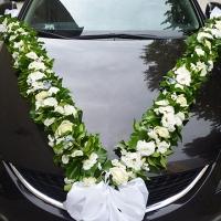 03 Esküvői autódísz