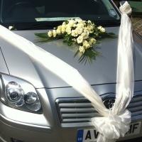 24 Esküvői autódísz