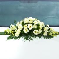18 Esküvői autódísz
