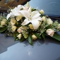 21 Esküvői autódísz