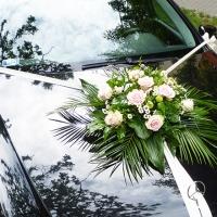 01 Esküvői autódísz