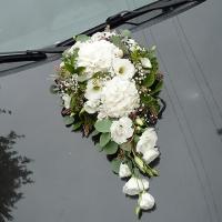 04 Esküvői autódísz