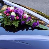 14 Esküvői autódísz