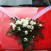 09 Esküvői autódísz