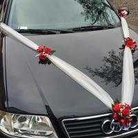 07 Esküvői autódísz