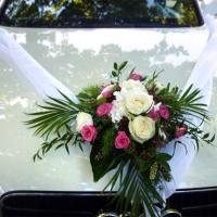 23 Esküvői autódísz