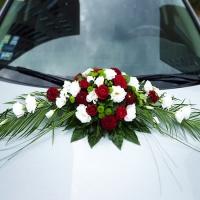 06 Esküvői autódísz