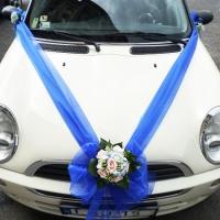 15 Esküvői autódísz