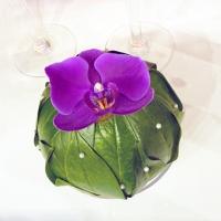 11 Virág gömb
