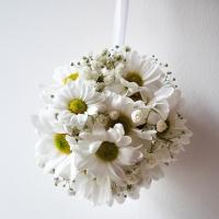 13 Virággömb