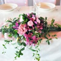 13 esküvői főasztaldísz