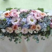 19 esküvői főasztaldísz