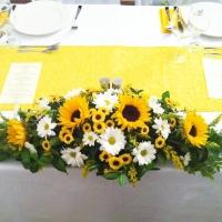 22 esküvői főasztaldísz