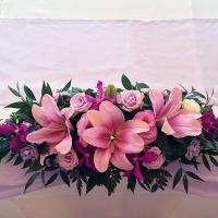 28 esküvői főasztaldísz