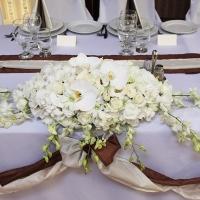 38 esküvői főasztaldísz
