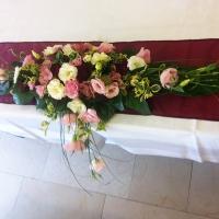 36 esküvői főasztaldísz