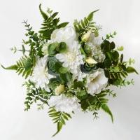 Greenery menyasszonyi örökcsokor
