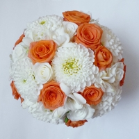 Menyasszonyi csokor 95