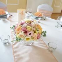 01 Esküvői asztaldísz