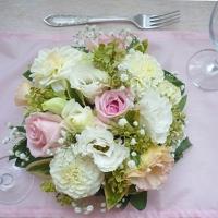 02 Esküvői asztaldísz