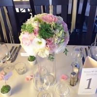 04 Esküvői asztaldísz