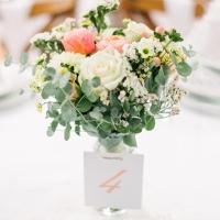 06 Esküvői asztaldísz