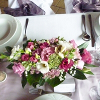 18 Esküvői asztaldísz