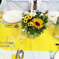 38 Esküvői asztaldísz