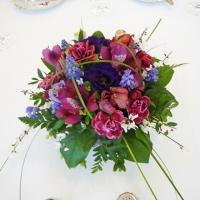 42 Esküvői asztaldísz