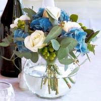 51 Esküvői asztaldísz