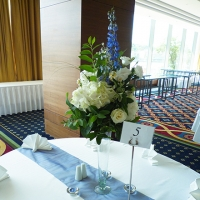52 Esküvői asztaldísz