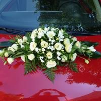 12 Esküvői autódísz