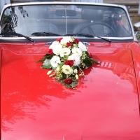 11 Esküvői autódísz