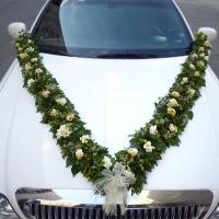 19 Esküvői autódísz