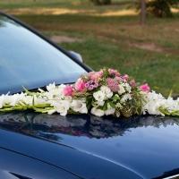 22 Esküvői autódísz