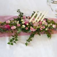 11 esküvői főasztaldísz