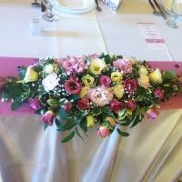 14 esküvői főasztaldísz