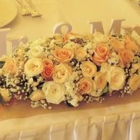 17 esküvői főasztaldísz