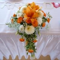 26 esküvői főasztaldísz