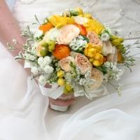 Menyasszonyi csokor 87